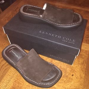 Kenneth Cole Slide Over Sandals